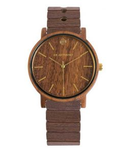orologio legno ab aeterno freedom