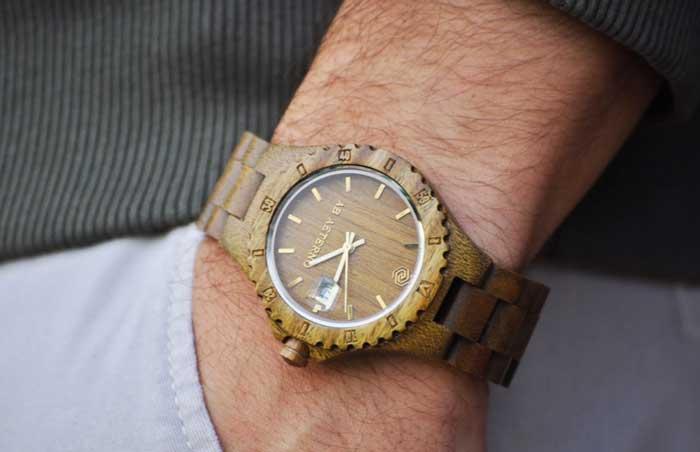 orologi in legno Ab Aeterno