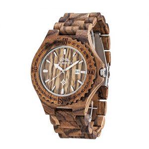 orologio Amexi in legno