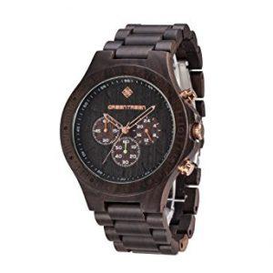 orologio greentreen legno 1004