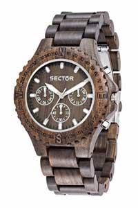 orologio-in-legno-sector