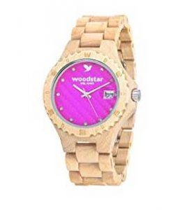 orologio in legno da donna - woodstar siona