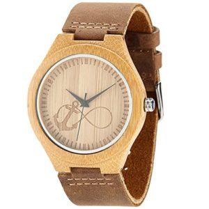 orologio legno Wonbee
