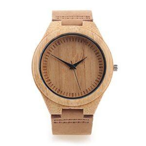 yowao ahw571 orologio bambu