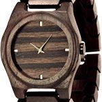 orologio in legno matoa